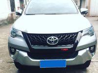 Решетка радиатора TRD Superior для Toyota Fortuner 2015-2019