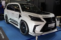 Обвес Eight Star от Double Eight Lexus LX 570 2016+ (Япония)