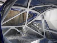 Каркас безопасности болтовой Nissan 350Z
