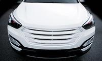 Решетка радиатора «S Basic» на Hyundai Santa Fe (DM) 2012 +