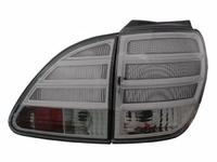 Стопы диодные полосы Lexus RX300 / Toyota Harrier 1998-2002 дымчатые