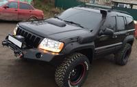 Фендера (бушвакеры) - расширители колёсных арок Jeep Grand Cherokee WJ