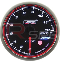 """Датчик """"Prosport WRC"""" 60мм температура выхлопных газов (EGT)"""