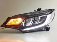 Фары тюнинг Honda Fit 2013+