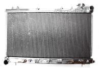 Радиатор алюминиевый Subaru Forester SG5 turbo 26мм MT 2004 (с горловиной)