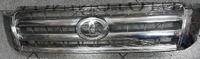 Решетка радиатора Toyota Kluger / Highlander 2003-2007 (хром)