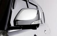 Хром накладки на зеркала Nissan Patrol Y62 / Infiniti QX56 / Infiniti QX80 (2008-2014)