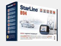 Сигнализация StarLine B94 GSM GPS