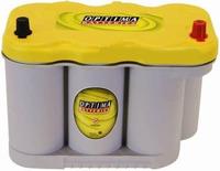 Гелевый аккумулятор Optima Yellowtop R 5.0