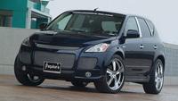 Обвес «Pandora» для Nissan Murano