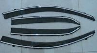 Ветровики - дефлекторы окон Toyota Mark X GRX120
