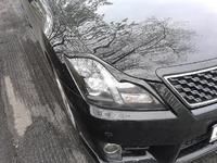 Реснички на фары Toyota Crown 200