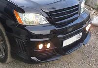 "Комплект обвеса ""Black"" на  Lexus GX470"