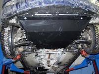"""Защита картера """"Шериф"""" Premacy / Mazda 5 2005-2010"""