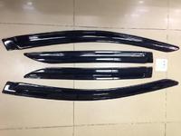 Ветровики - дефлекторы окон Honda Insight 09-14