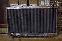 Радиатор алюминиевый Nissan Sunny P14 / Pulsar 50мм МТ