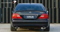Спойлер Toyota Celsior 30 / Lexus LS430