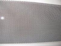 Сетка тюнинг в бампер мелкая (черная)