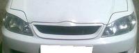 Реснички на фары Toyota Corolla / Runx / Allex / Fielder