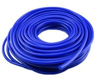 Шланг силиконовый синий 3*7мм (бухта 10м)