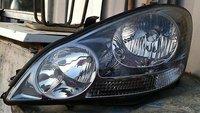 Фары Toyota Ipsum ACM 26 черные