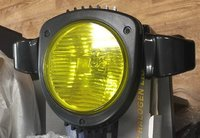 Туманки на дугу Mitsubishi Delica/Space Gear L400 94-06 желтые