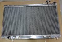Радиатор алюминиевый Nissan G35 купэ VQ35 40мм AT