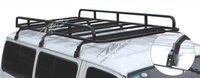 Экспедиционный багажник цельносварной металлический 290x120x18см