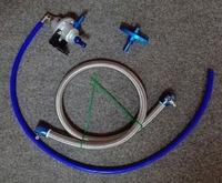 Набор для подключения топливного регулятора Toyota/Subaru/Nissan