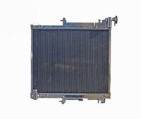 Радиатор алюминиевый Mitsubishi Triton / L200 40мм MT