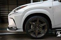 Расширители арок (фендера) Artisan для Lexus NX200 /200t / 300h
