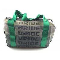 """Сумка """"Bride"""" зеленые ремни"""