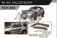 Ветровики - дефлекторы окон Toyota Hilux SURF/4Runner N18# 95-02 (TXR Тайвань)