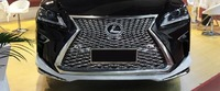 Решетка радиатора F-Sport Lexus RX 350 / RX 200t / RX 450H 2016+ (хром)