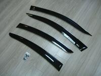Ветровики - дефлекторы окон Mazda 3/Axela BL# 09-13