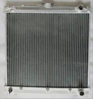 Радиатор алюминиевый Suzuki Jimny JB23W K6A/JB43W M13A 40мм AT