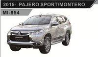 Ветровики - дефлекторы окон Mitsubishi Pajero/Montero Sport 15- (TXR Тайвань)