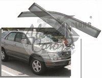 Ветровики - дефлекторы окон Lexus RX300/Toyota Harrier 1997-2003