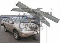 Ветровики - дефлекторы окон Lexus RX330/350/400H/Toyota Harrier 2003-2008