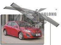 Ветровики - дефлекторы окон Mazda 3 (HBK)/Axela BL# 2009-2013