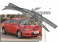 Ветровики - дефлекторы окон  Mazda 3 (Sedan) BK# 2003-2009