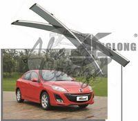 Ветровики - дефлекторы окон Mazda 3 (Sedan) BL# 2009-2013