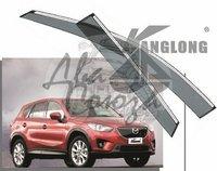Ветровики - дефлекторы окон Mazda CX-5 2012