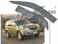 Ветровики - дефлекторы окон Mazda Tribute EP# 2000-2008