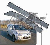 Ветровики - дефлекторы окон Mitsubishi Delica D5 CV#W 2007
