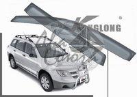 Ветровики - дефлекторы окон Mitsubishi Outlander / Airtrek CU#W 2001-2006