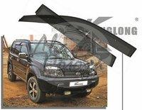 Ветровики - дефлекторы окон Nissan X-Trail T30 2000-2007