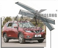 Ветровики - дефлекторы окон Nissan X-Trail T32 2014+