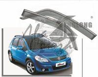 Ветровики - дефлекторы окон Suzuki SX4 (HBK) YA#/YB# 2006