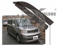 Ветровики - дефлекторы окон Toyota Bb/Scion XB NCP3# 2000-2005